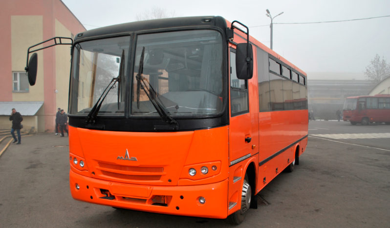 МАЗ 257030 full